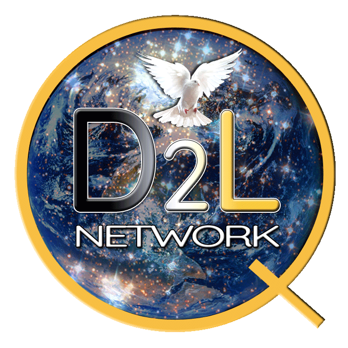 Dark 2 Light QAnon Network